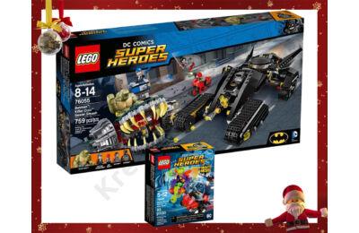 LEGO Super Heroes Karácsonyi Csomag I.