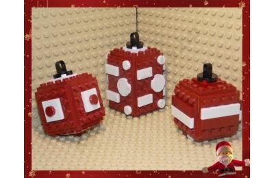 LEGO Karácsonyfadísz 10