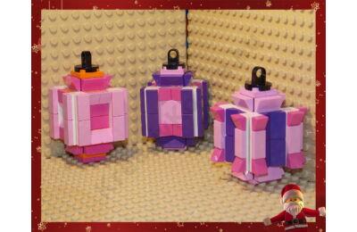 LEGO Karácsonyfadísz 15