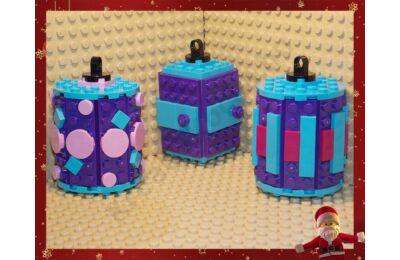 LEGO Karácsonyfadísz 16