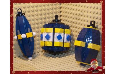 LEGO Karácsonyfadísz 19