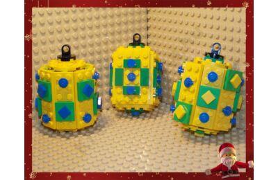 LEGO Karácsonyfadísz 23