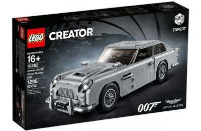 James Bond Aston Martin DB5 - SÉRÜLT DOBOZ