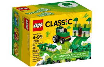 Zöld kreatív készlet