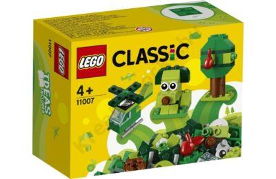 Kreatív zöld kockák