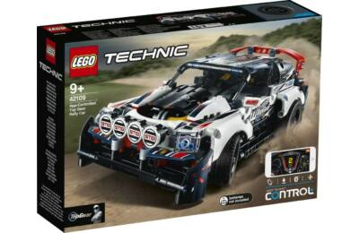 Applikációval irányítható Top Gear raliautó