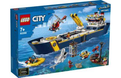 Óceánkutató hajó