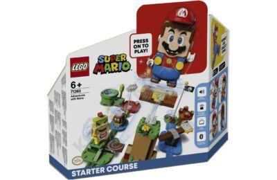 Mario kalandjai kezdőpálya