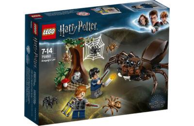 Harry Potter - Aragog barlangja